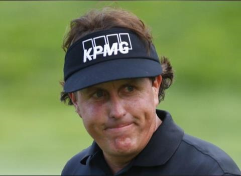 News video: NYT: Mickelson Did Not Trade In Clorox Stock